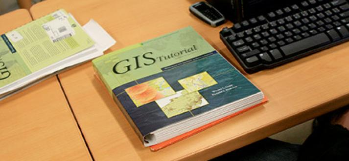 GIS textbooks